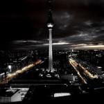 Bild von Berliner Skyline